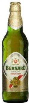 Pivo světlý ležák 12° Bernard