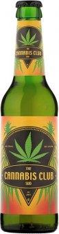 Pivo bio Cannabis Club