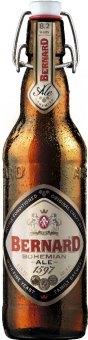 Pivo světlé speciální 16° Bohemian Ale Bernard