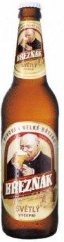 Pivo světlé výčepní 10° Březňák