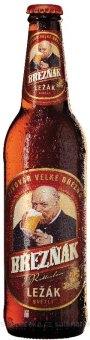 Pivo světlý ležák 12° Březňák