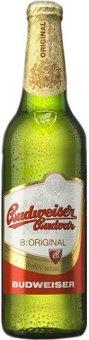Pivo světlý ležák B: Original Budweiser Budvar