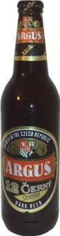 Pivo černý ležák 12° Argus