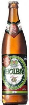 Pivo světlé výčepní Classic Holba