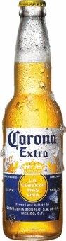 Pivo světlý ležák Corona Extra