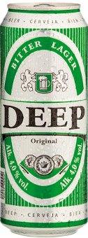 Pivo světlé výčepní Original 10° Deep