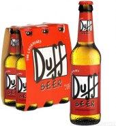 Pivo světlý ležák Duff