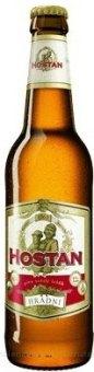 Pivo světlý ležák 12° Hradní Hostan