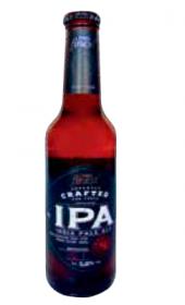 Pivo světlé speciální nefiltrované IPA Tesco Finest