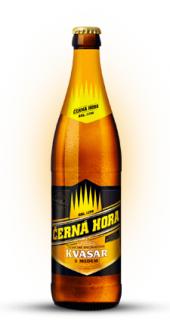 Pivo světlý speciál Kvasar Černá Hora