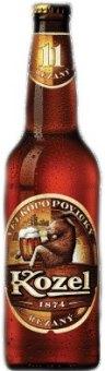 Pivo ležák 11° Řezaný Velkopopovický Kozel
