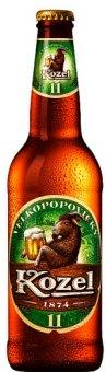 Pivo ležák 11° Velkopopovický Kozel