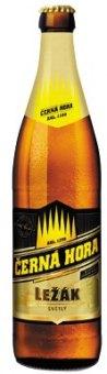 Pivo ležák Černá hora
