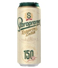 Pivo ležák Staropramen