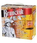 Pivo Multipack se sklenicí Bruncvík