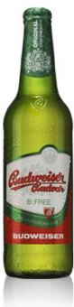 Nealkoholické pivo B:Free Budweiser Budvar