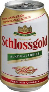 Nealkoholické pivo Schlossgold