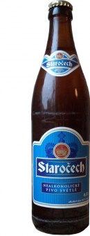 Nealkoholické pivo Staročech