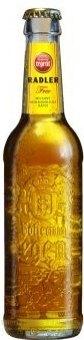 Nealkoholické pivo světlé Radler Regent