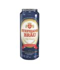 Pivo nefiltrovaný ležák Hefeweizen Stephans Bräu