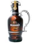 Pivo nefiltrovaný světlý ležák 12° Bernard - džbánek