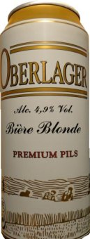 Pivo ležák Oberlager