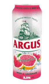 Pivo ochucené Argus
