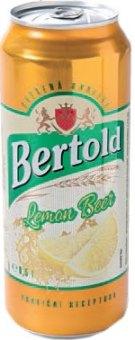 Pivo ochucené Bertold