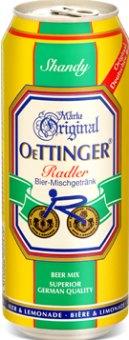 Pivo ochucené Radler Oettinger