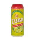 Pivo ochucené Zubr