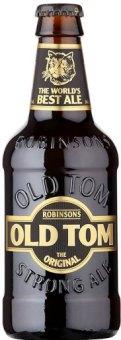Pivo světlé speciální Old Tom Robinsons