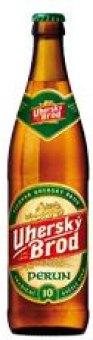 Pivo světlé výčepní Perun Pivovar Uherský brod