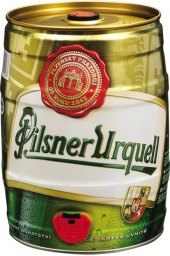 Pivo Pilsner Urquell - soudek