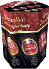 Pivo Mixpack Zlatá edice speciálů Lobkowicz
