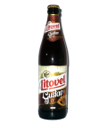 Pivo polotmavé nefiltrované 13° Gustav Litovel
