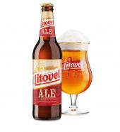 Pivo polotmavé speciální nefiltrované Litovel