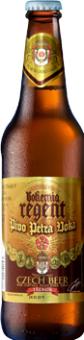 Pivo polotmavé speciální Petr Vok 13° Bohemia Regent
