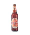 Pivo polotmavý ležák Bruncvík