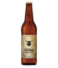 Pivo polotmavý ležák Vratislavický Ale Konrad