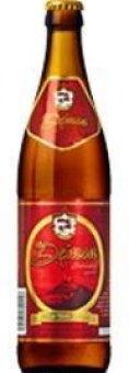 Pivo polotmavý speciál Démon Pivovar Vysoký Chlumec