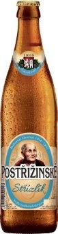 Nealkoholické pivo Střízlík Postřižinské Pivovar Nymburk