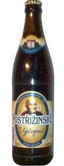 Pivo světlé výčepní Postřižinské Pivovar Nymburk