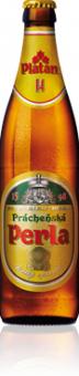 Pivo Prácheňská Perla Platan