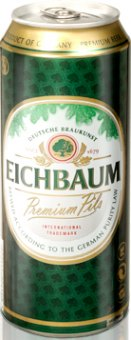 Pivo světlý ležák Premium Eichbaum