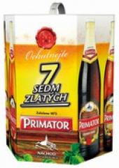 Pivo Mixpack 7 Zlatých Primátor