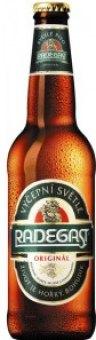 Pivo světlé výčepní 10° Radegast