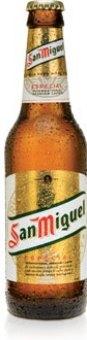 Pivo ležák San Miguel