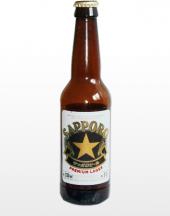 Pivo světlý ležák Sapporo