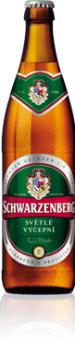 Pivo světlé výčepní 10° Schwarzenberg Platan
