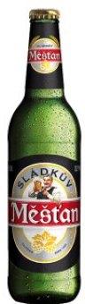 Pivo světlé výčepní Sládkův Měšťan Staropramen